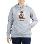 Thistle - Dunblane dist. Women's Hooded Sweatshirt