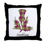Thistle - Dunblane dist. Throw Pillow