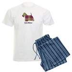 Terrier - Dunblane dist. Men's Light Pajamas