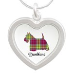 Terrier - Dunblane dist. Silver Heart Necklace