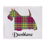 Terrier - Dunblane dist. Throw Blanket