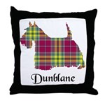 Terrier - Dunblane dist. Throw Pillow
