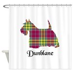 Terrier - Dunblane dist. Shower Curtain