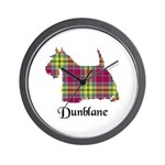 Terrier - Dunblane dist. Wall Clock
