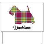 Terrier - Dunblane dist. Yard Sign