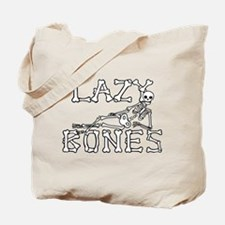 Lazy Bones Tote Bag