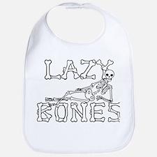 Lazy Bones Bib