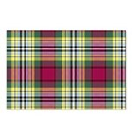 Tartan - Dundee dist. Postcards (Package of 8)