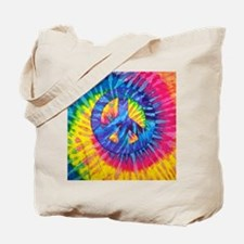 Cool Peaceful Tote Bag