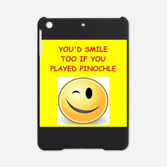 pinochle iPad Mini Case