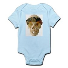 FireEyed Skull Infant Bodysuit
