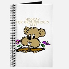 HOORAY FOR GOUNDHOG'S DAY! Journal