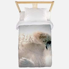 Baby polar bear Twin Duvet