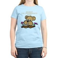 HOORAY FOR GOUNDHOG'S DAY! T-Shirt