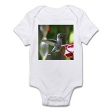 Humming Bird and Feeder Infant Bodysuit