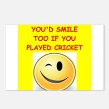 cricket Postcards (Package of 8)