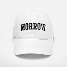 MORROW (curve-black) Baseball Baseball Cap