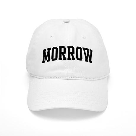 MORROW (curve-black) Cap