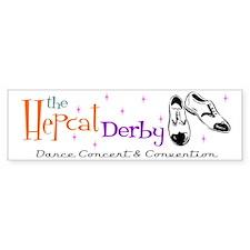 Hepcat Derby Bumper Bumper Sticker