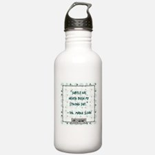 SUBTLE HAS NEVER Water Bottle