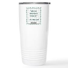 SUBTLE HAS NEVER Travel Coffee Mug