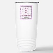 UNLOCK YOUR MIND Travel Mug