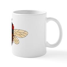 Cute Cartoon Cicada Small Mug