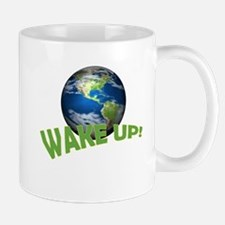Wake Up World Mug