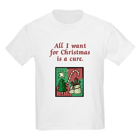 Holiday Cure Kids T-Shirt