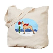 Great Dane Fawn Mail Tote Bag