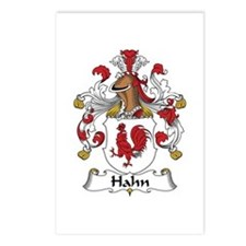 Hahn Postcards (Package of 8)