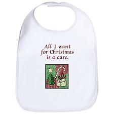 Holiday Cure Bib