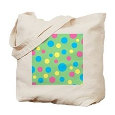 Unique Dot design Tote Bag