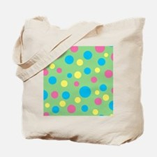 Unique Polka dot Tote Bag