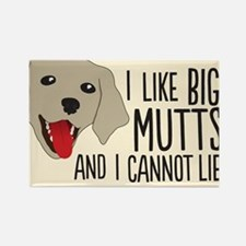 I Like Big Mutts Magnets