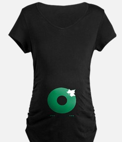 I KNOW ABOUT GREEN Dark T-Shirt