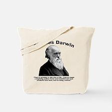 Darwin: Evolved Tote Bag