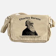 Darwin: Evolved Messenger Bag
