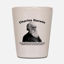 Darwin: Evolved Shot Glass