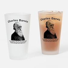 Darwin: Evolved Drinking Glass