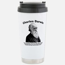 Darwin: Evolved Travel Mug