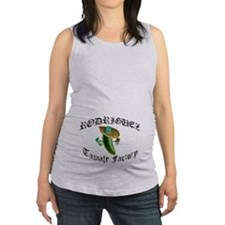 Rodriguez Tamale Factory Maternity Tank Top