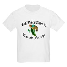 Rodriguez Tamale Factory T-Shirt
