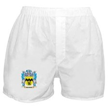 Maurice Coat of Arms - Family Crest Boxer Shorts
