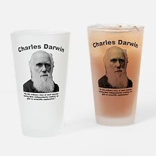 Darwin: Created Drinking Glass