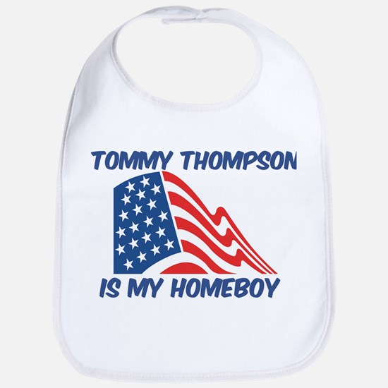 TOMMY THOMPSON is my homeboy Bib