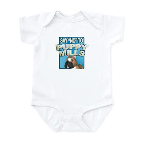 Say No To Puppy Mills Baby/Toddler Onesie