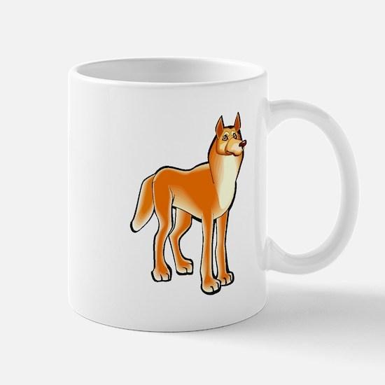Dingo Mugs
