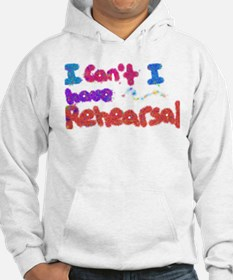 rehearsal clear.png Hoodie