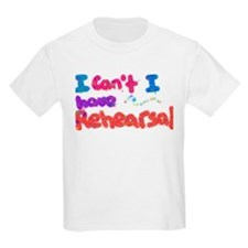 rehearsal clear.png T-Shirt